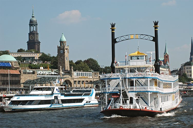 Hamburg Sightseeing Tour
