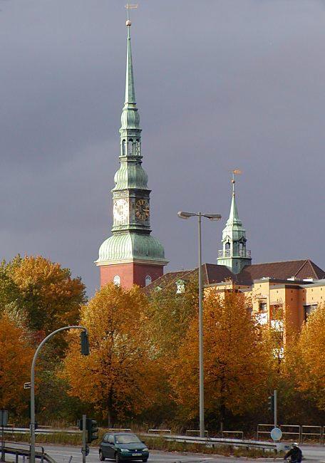 Kirche Hamburg Altona