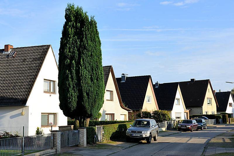 Stadtteil Hamburg Jenfeld Bezirk Hamburg Wandsbek